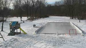 Backyard Skating Rink