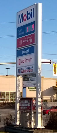 Kingston Gas Prices >> Current Gas Prices In Eastern Ontario