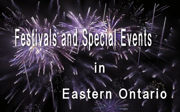 Festivals and Special Events in Eastern Ontario